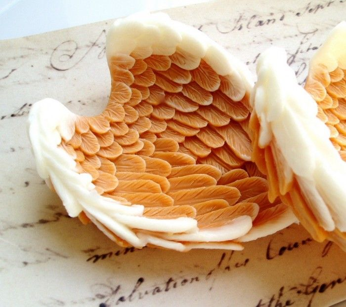decorative soap | soap is beautiful » Blog Archive » decorative soap from satin ...
