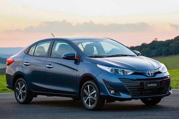 Conheca Os Dados Tecnicos Do Toyota Yaris Sedan Xl Plus Tech 1 5