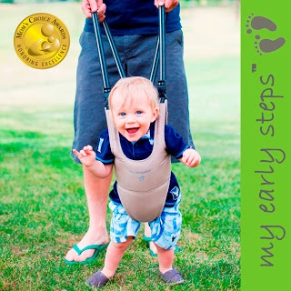 My Early Steps is a recent award winner!