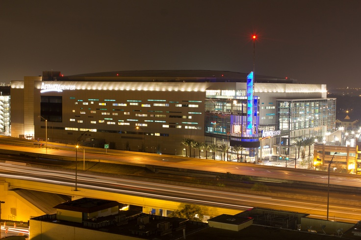Amway Center Grand Opening