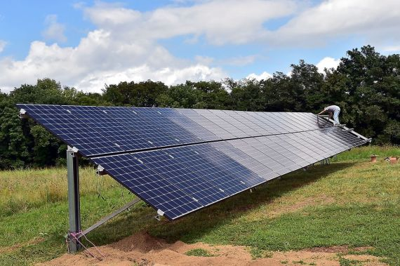 Community Solar Project Will Retrain Underemployed & Unemployed Coal Miners