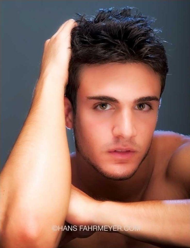 Sexy model Philip Fusco - Fashionably Male