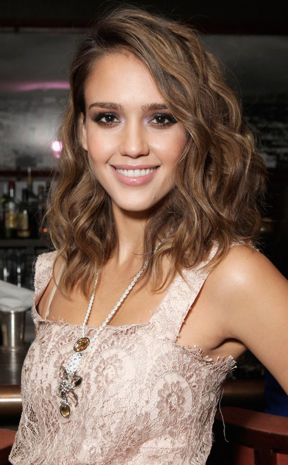 Jessica Alba Short hair Hair Pinterest
