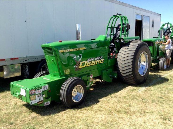 John Deere Super Stock Pulling Tractors : Best ih diesel tractor for pulling farm stock autos post