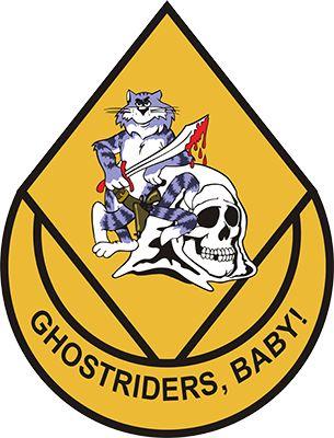 F-14 Tomcat VF-142 Ghostriders; Ghostriders, Baby!