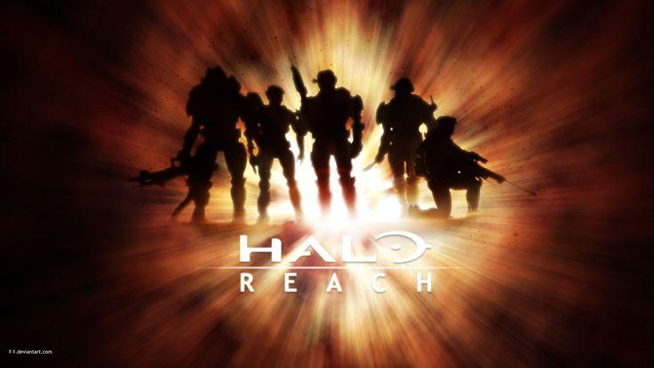 Halo Reach Desktop Wallpaper 2 by F-1 on DeviantArt
