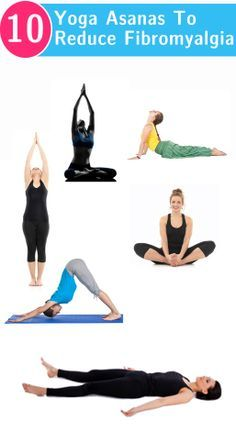 Top 10 Yoga Asanas To Reduce Fibromyalgia