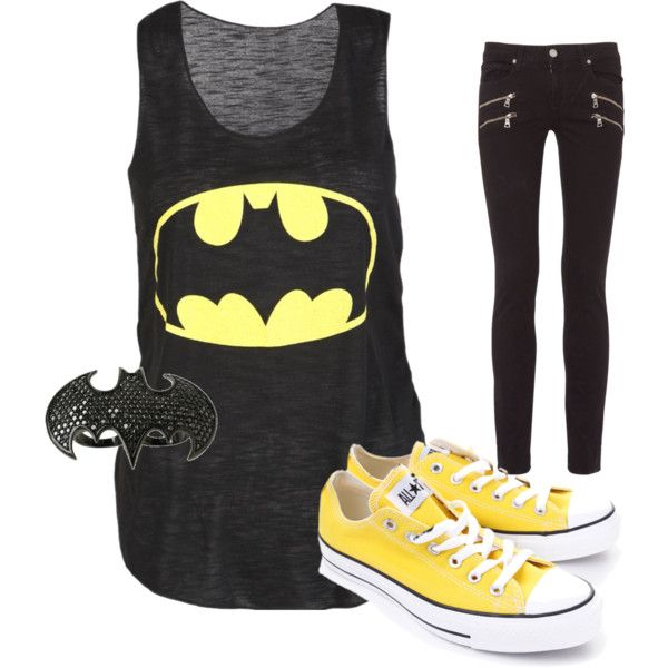 Batman outfit 4 those halloweens when you just don't wanna trick or treat. (That day will never come for me. I will never be too cool. Halloween is my passion even if it makes me look nerdy!)