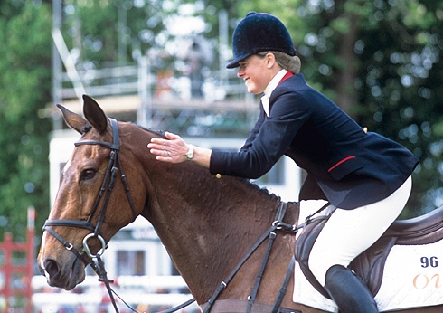 """Supreme Rock — one of the true legends of eventing — has been put down, at the age of 25.  """"Rocky"""", by Edmund Burke, helped Pippa Funnell bag the most valuable eventing prize of all times, the Rolex Grand Slam, in 2003.  Among his many triumphs were back-to-back Badmintons in 2002 and 2003 and consecutive European titles in 1999 and 2001. Pippa and Rocky were part of the silver medal-winning team at the Sydney Olympics in 2000."""