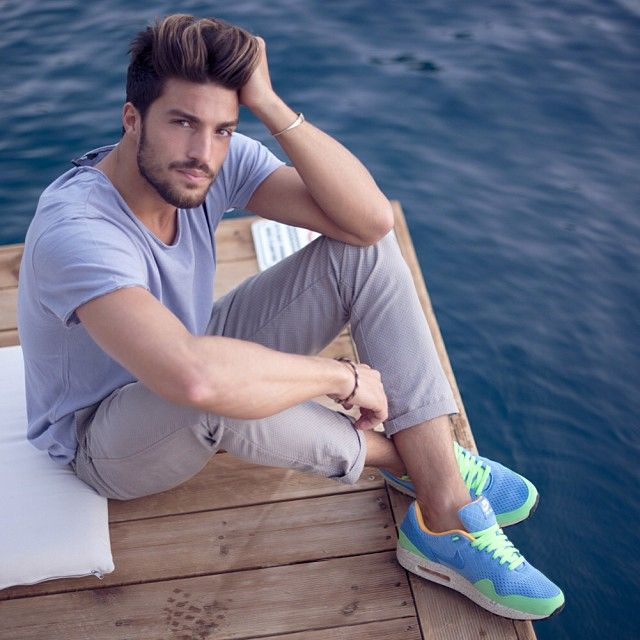 summer style, hairstyle for men www.palsnap.com