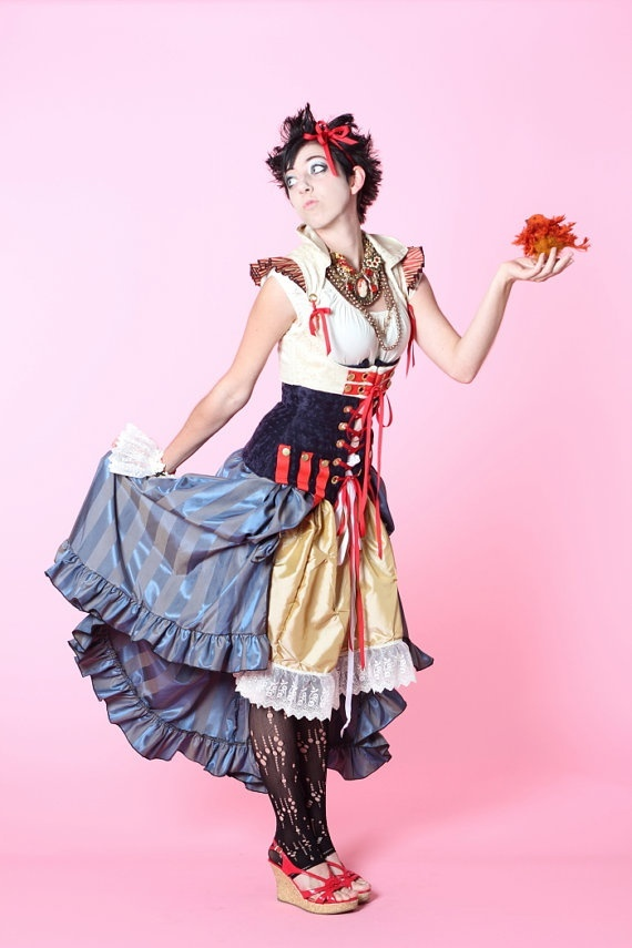 Steampunk Disney Costumes 17 Best images about S...