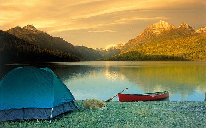 Best Campsites : Glacier National Park, Montana