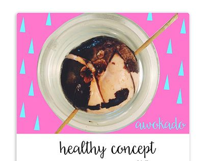 """Check out new work on my @Behance portfolio: """"HEALTHY CONCEPT"""" http://be.net/gallery/43966821/HEALTHY-CONCEPT"""