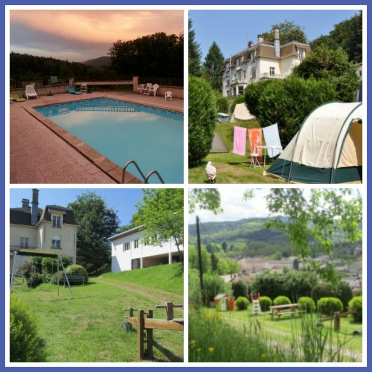 101 leuke idyllische campings in Frankrijk met kids - Camping du Chateau