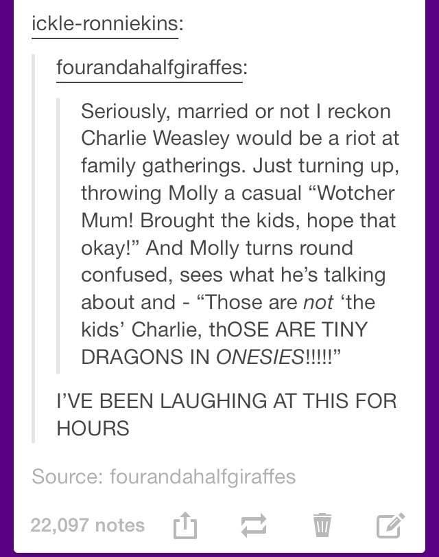 "22 Hilarious ""Harry Potter"" Tumblr Posts640"