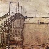 Wandbilder von Egon Schiele bei www.Bilder-Bilderrahmen.de
