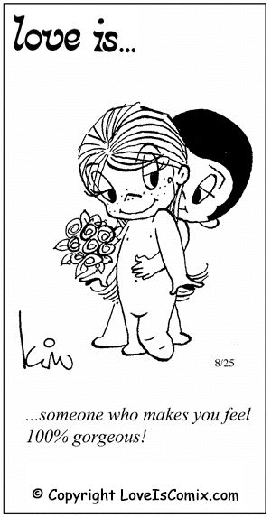 Love is... Comic for Fri, Jul 05, 2013
