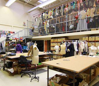 Design and Costume Technology | Mason Gross School of the Arts