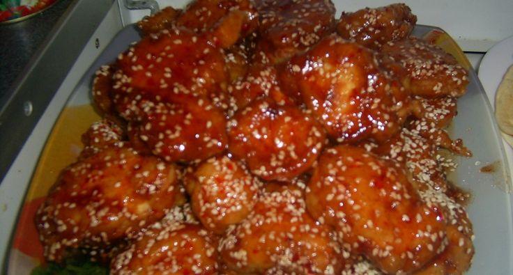 Kínai szezámos csirke | APRÓSÉF.HU - receptek képekkel