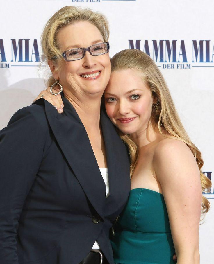 Amanda Seyfried Photos - Mamma Mia! The Movie - Photo Call - Zimbio