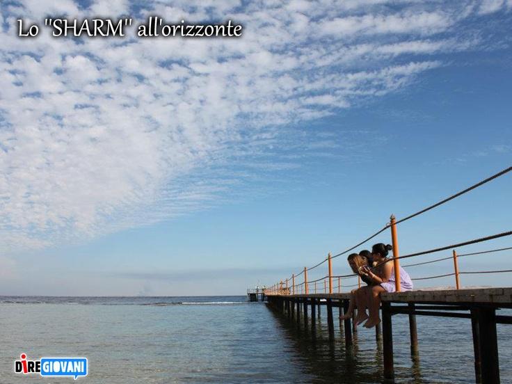 Sharm on the Horizon - Egypt