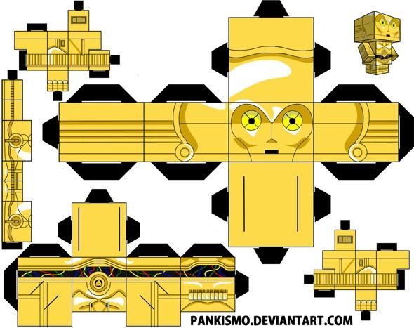 Last week, I featured 15 Cubeecraft paper toy models that everyone should make. Unexpectedly, that article turned out to be a hit! Who knew geeks love papercraft? Today, I'll feature 15 more Cubeecraft toy models, with a Star Wars twist. Cubeecraft designs really simple papercraft models that don't require glue or tape to assemble. All…