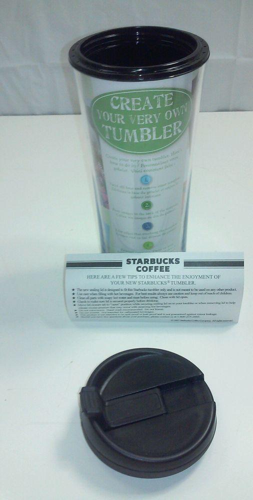 Starbucks 20 Oz Travel Coffee Mug Cup Take Along To Go