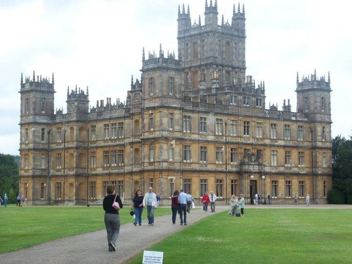 Downton Abbey - Highclere House