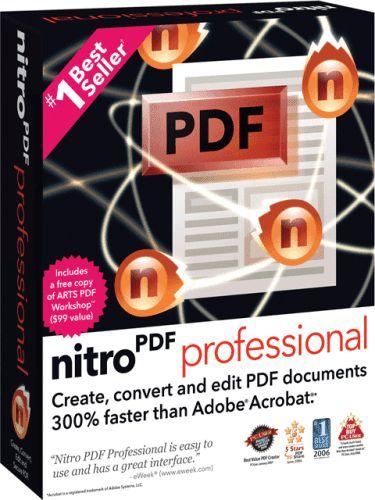 PROFESSIONAL GRATUIT TÉLÉCHARGER NITRO PDF 6.0.1.8