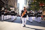 Monday, October 13, 2014. The Columbus Day Parade begins on Fifth Avenue at 44th Street and continues north along Fifth Avenue to 72nd Street. The grandstands will be located on Fifth Avenue between 67th and 69th Streets.