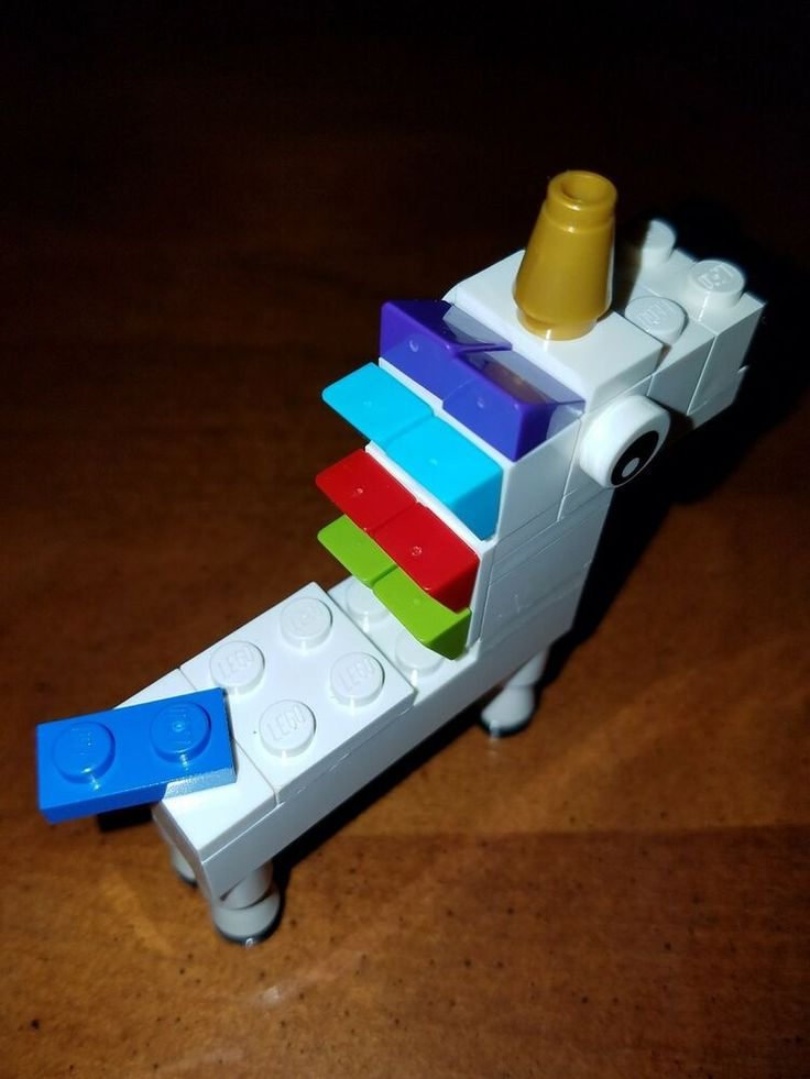lego unicorn with BLUE tail #afflink When you click on ...
