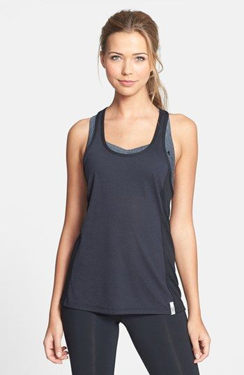 Under Armour 'Fly By' Tank available at #Nordstrom