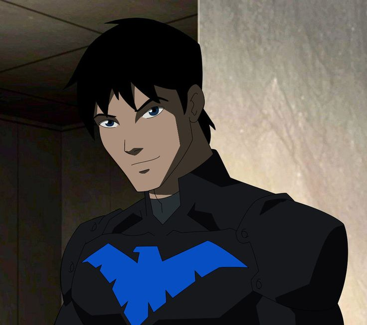 Nightwing Unmasked - Business as Usual by Kabloogey