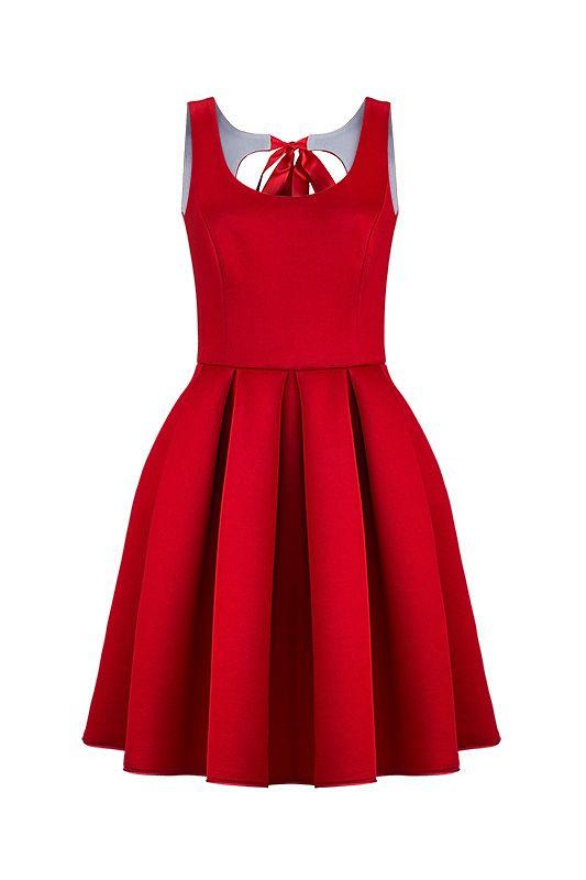 Sukienka .Red dreses