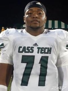 Former Michigan commit David Dawson from Detroit's Cass Tech High highlights the Florida official visitors for this Saturday's SEC East showdown with No. 7 South Carolina. The second-ranked Gators are unbeaten and a win puts them in the driver's seat in the SEC East. Kickoff is at 3:30 EST with television from CBS.
