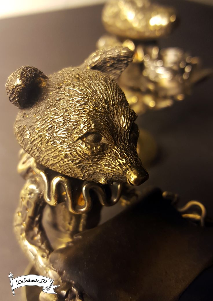 The Ring Keeper 02 #ring #arttoy #figure #keeper #keep #store #craft #storage #jewelry #ornament #support