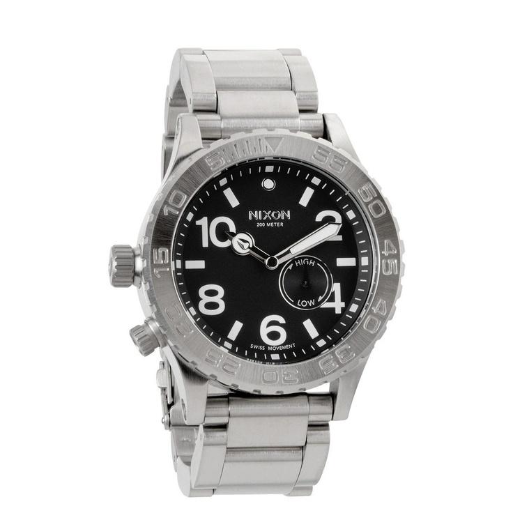 Nixon Men's 4220 TIDE Watch $279.95 http://amzn.com/B003XGQAHA #MenWatch