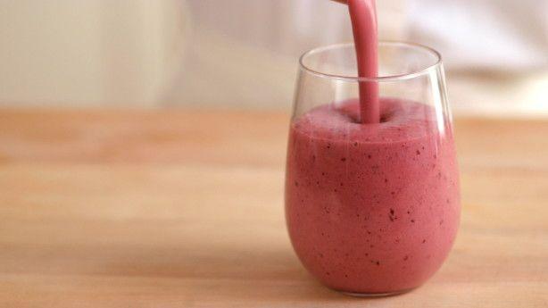 Cherry Banana Smoothie Recipe - Food.com