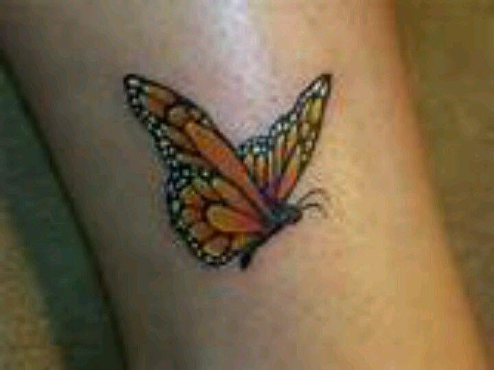 150 besten realistic 3d butterfly tattoos bilder auf. Black Bedroom Furniture Sets. Home Design Ideas