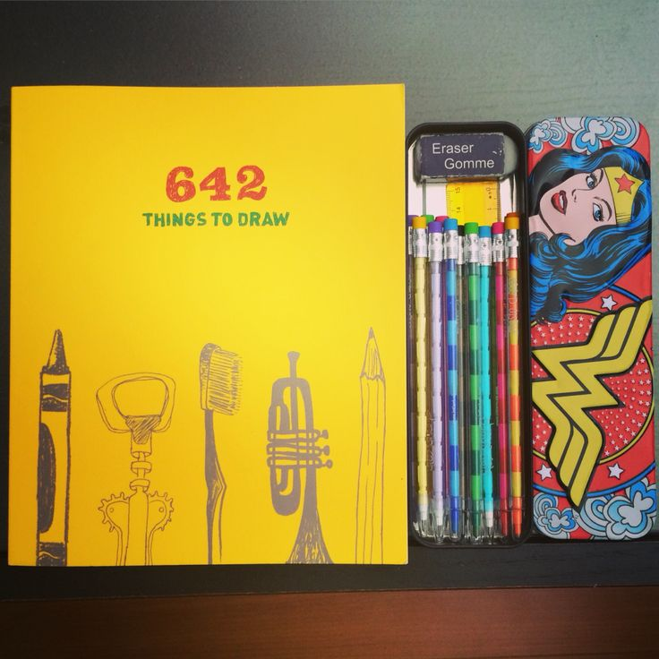 #642ThingsToDraw has begun!!! ✏️ #draw #art #sketch #artist #pencil #sketchbook #create #imagination #WonderWoman