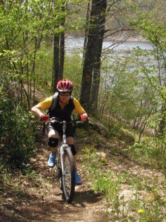 Wandelen, fietsen, mountainbiken of paardrijden, voor ieder wat wils..
