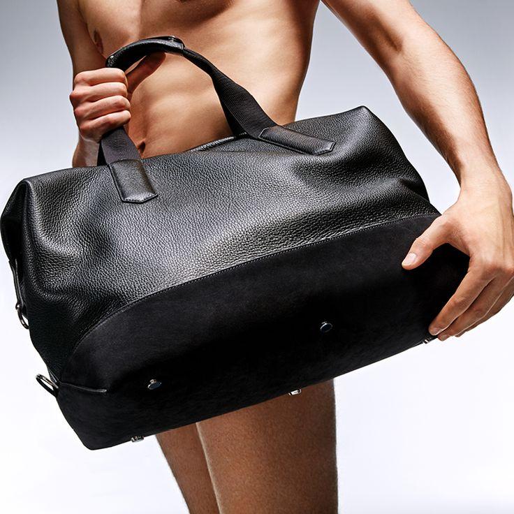The Large Weekender Bag. #TOMFORD