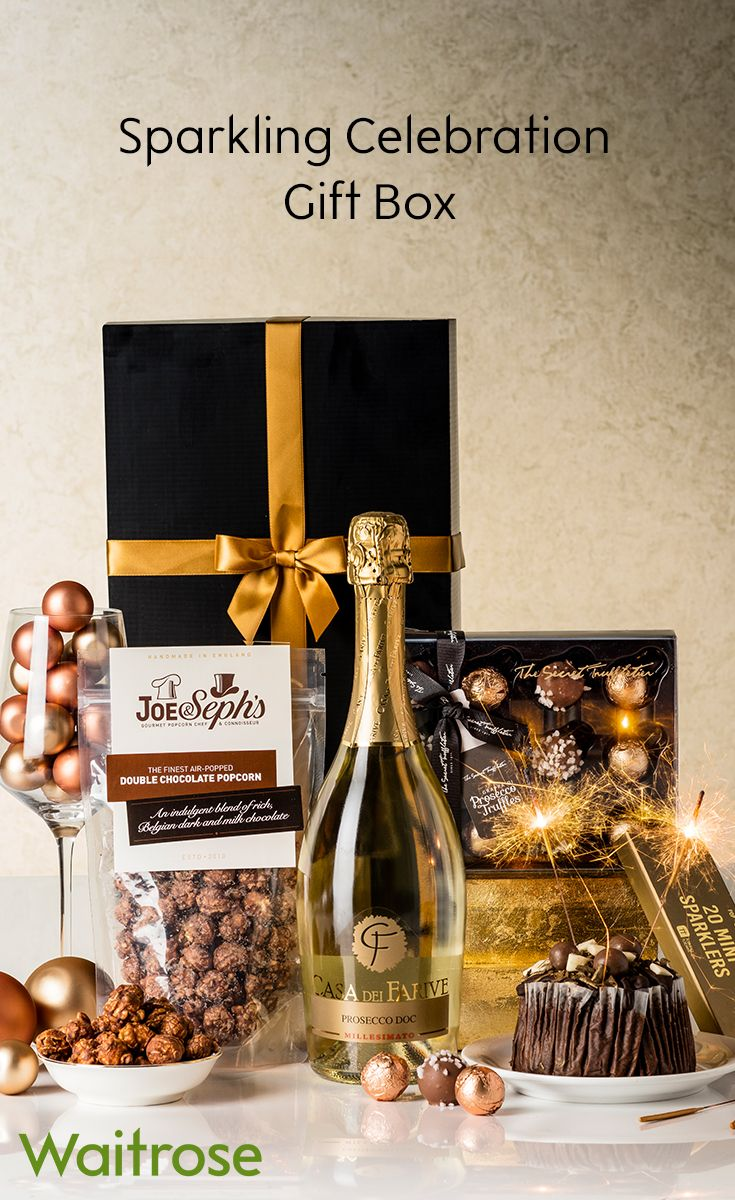 23 mejores imgenes de christmas hampers 2017 waitrose en if you are looking for extra fun and fizz this christmas then this hamper is perfect for you solutioingenieria Image collections
