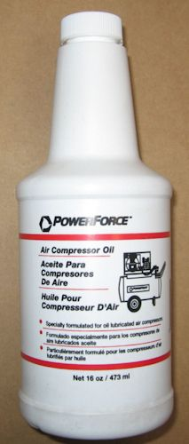 E Air Tool 1 - Pneumatic Air Compressor Oil Ingersoll Rand PF2610 6Pac, $11.99 (http://www.eairtool1.com/pneumatic-air-compressor-oil-ingersoll-rand-pf2610-6pac/)