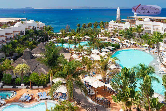 Princesa Yaiza Suite - Playa Blanca - Canary Is. - Family Friendly Holidays
