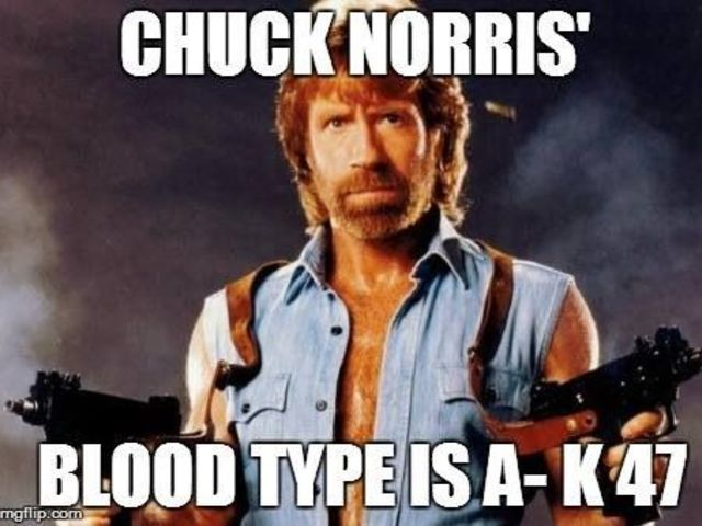 Pick The Best Chuck Norris Fact | Ranked List