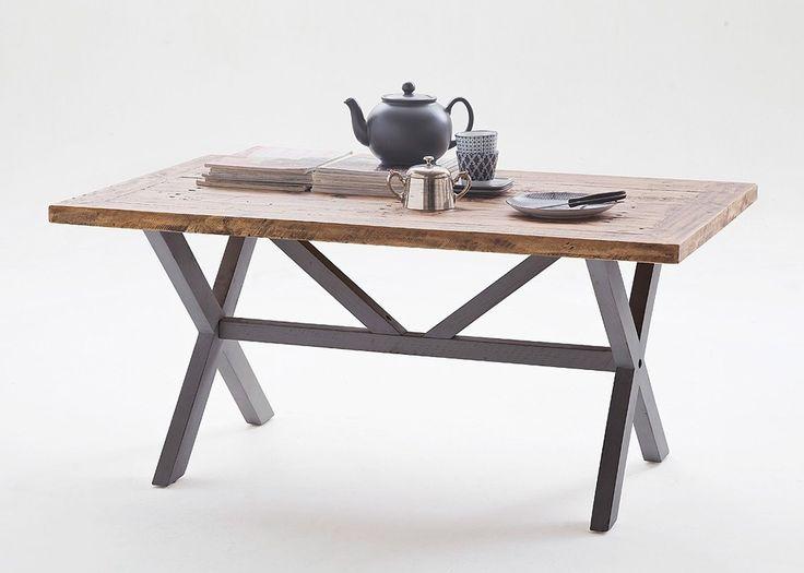 Couchtisch Landhausstil Byron Holz Grau 20586 Buy Now At
