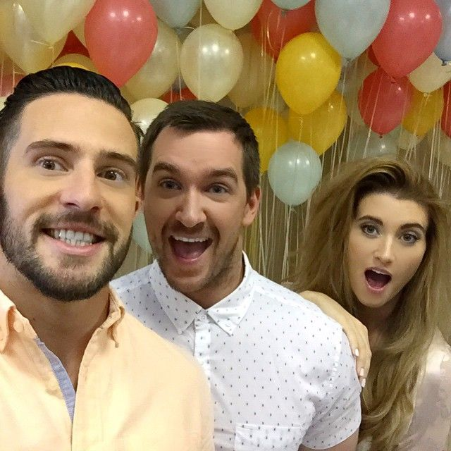 Mike Parr, Anthony Quinlan & Charley Webb (Summer Fate 2015)