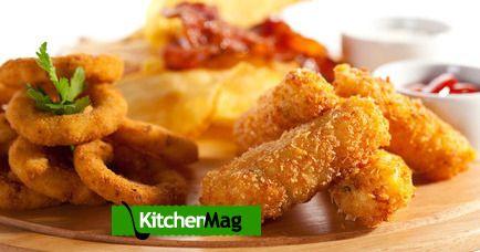 Кляр: секреты приготовления + несколько рецептов - KitchenMag.ru