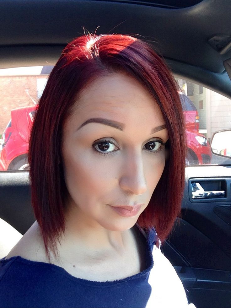 Wella Red Hair Color